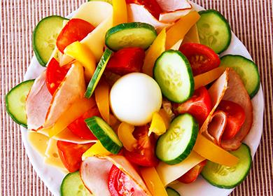 Низкоуглеводная диета - что можно есть при данной диете
