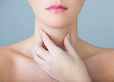 Таблетки от горла при грудном вскармливании