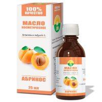 Косметическое масло из сладкого абрикоса