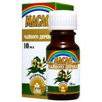 Натуральное масло чайного дерева