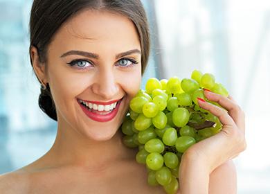 Маски для лица с маслом виноградной косточки
