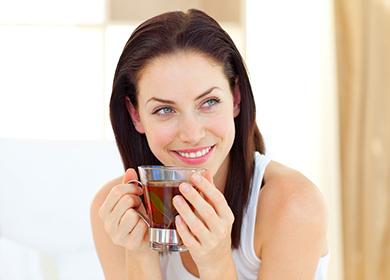 Чай для лактации  когда и какой