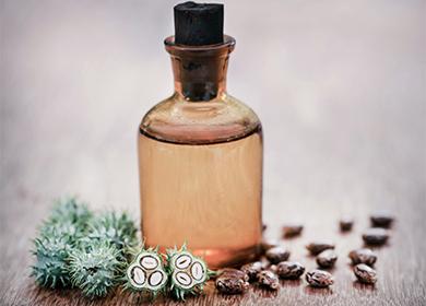 Касторовое масло и витамин е для лица