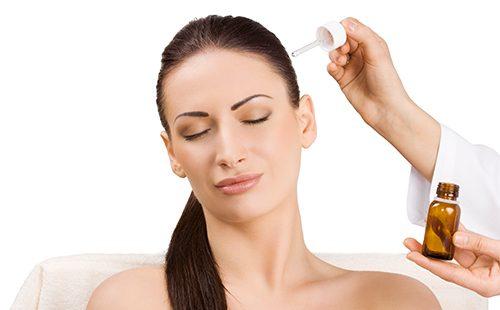 Масло для укрепления волос